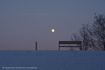 Księżyc nad Tarchominem